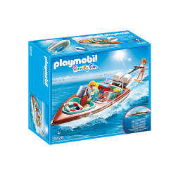 Playmobil 9428 Vacanciers...