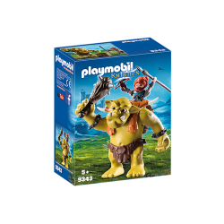 Playmobil 9343 Troll géant...