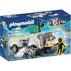 Playmobil 6692 Super 4 Techno Caméléon avec Gene