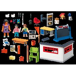 Playmobil 9455 Classe d'Histoire