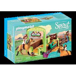 Playmobil 9478 Lucky et...