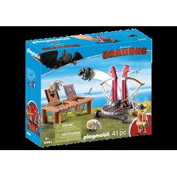 Playmobil 9461 Gueulfor...