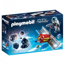 Playmobil 6197 Satellite...