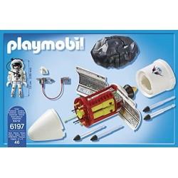 Playmobil 6197 Satellite avec Laser et météorite