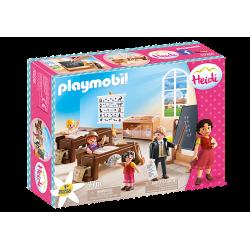 Playmobil 70256 Salle de classe à Dörfli