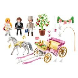 Playmobil 9427 Carrosse et couple de mariés