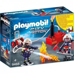 Playmobil 9468 Pompiers...