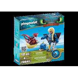 Playmobil 70041 Astrid avec Globegobeur