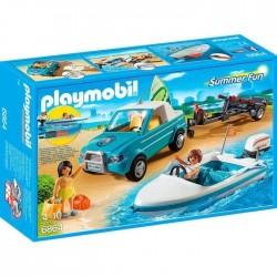 Playmobil 6864 Voiture avec...