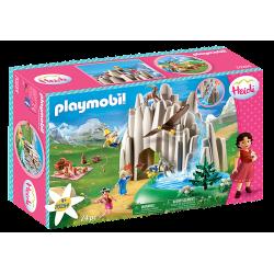Playmobil 70254 Heidi,...