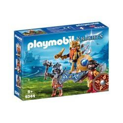 Playmobil 9344 Roi des nains