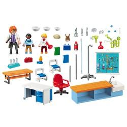 Playmobil 9456 Classe de Physique Chimie