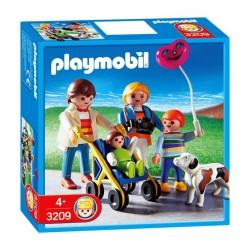 Playmobil 3209 Famille / Poussette