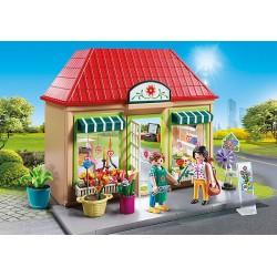 Playmobil 70016 Magasin de fleurs